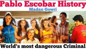 Pablo Escobar History