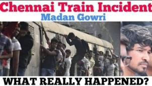 Chennai Train Footboard