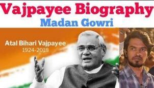 Vajpayee Biography