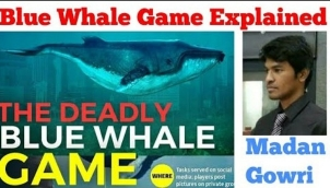 Blue Whale Game Explained