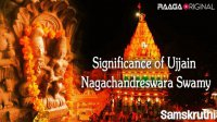 Significance of Ujjain Nagachandreswara Swamy