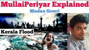 MullaiPeriyar Dam Explained