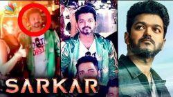 SARKAR : Vijay's Rocking Dance Performance Leaked | Thalapathy 62 | Hot Tamil Cinema News