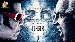 BREAKING : 2.0 Teaser Release Date | Rajnikanth, Shankar | Amy Jackson