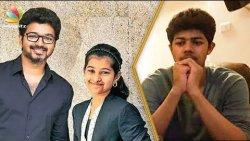 Thalapathy Vijay's Kids Interest in Acting | Sanjay & Divya Shashaa | Hot News