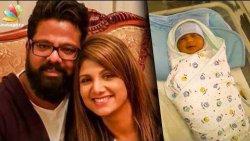 At 40, Rambha Gives Birth to her Third Child : A Baby Boy   Hot Tamil Cinema News