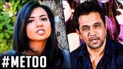 Actor Arjun Accused of Sexual Harassment | Sruthi Hariharan, Nibunan Movie | Hot Tamil Cinema News