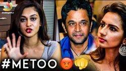 Aishwarya Arjun Slams Shruthi Hariharan's Allegation | Me Too India, Arjun Sarja