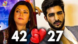 42y old Sushmita Sen dating 27y old Model   Hot Cinema News   Celebrity Wedding