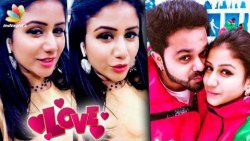 Raja Rani Semba & Karthik In Love ? | Alya Manasa & Sanjeev | Vijay TV