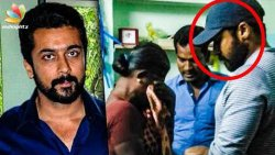 Suriya's Emotional Visit to his Late Fan's Family | Hot Tamil Cinema News