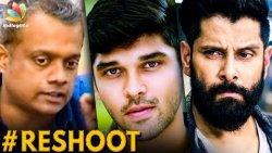 """BREAKING : Gautham Menon Replaces Director Bala | Dhruv Vikram | Varma """