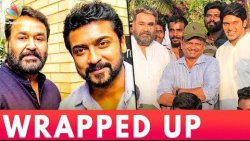 Kaappaan : Mohanlal Wraps up Shooting | Suriya, KV Anand Movie | Hot News