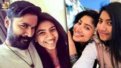 After Sai Pallavi, her Sister Joins Dhanush | Hot Tamil Cinema News