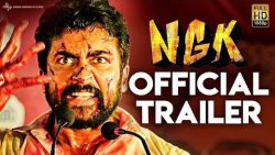 NGK Official Trailer | Suriya & Selvaraghavan Movie | Review & Reaction