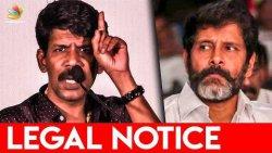 Bala's Legal Notice To Vikram | Adithya Varma , Arjun Reddy Remake | Hot News