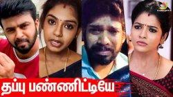 Heart Broken?? இது நீ இல்ல Chithu ??அவசரப்பட்டுட்டியே | Pandian Stores, Vj Chitra, Kumaran, Vijay Tv