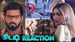 Teddy Official Trailer ?? Tamil | Arya, Sayyeshaa, ShaktiSoundarRajan, Reaction | Disney+ Hotstar VIP