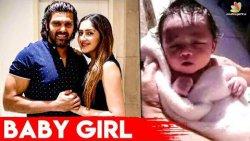 Arya & Sayyeshaa blessed with a baby girl ?? ❤️ | Sarpatta, Teddy | Latest News