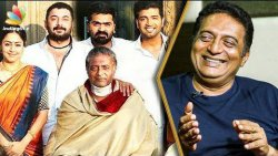 I'm the Father of the Nation : Prakash Raj Interview | Chekka Chivantha Vaanam