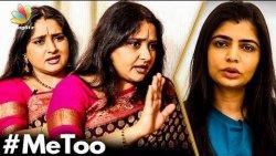 We failed as a Society : Jay Jay fame Malavika Avinash Interview about MeToo | Chinmayi Vairamuthu