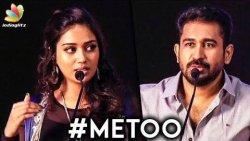 I'm Concerned about Me Too While Romancing : Vijay Antony Speech   Nivetha Pethuraj