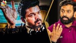 Will Vijay succeed in politics? - Santhosh Narayanan Interview   Sarkar Movie