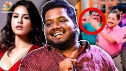 Letter to Sivakumar & Sunny Leone ???? | RJ Vignesh Funny Interview | Karthi's Dev Movie