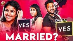 OMG ?? Are Alya Manasa & Sanjeev Married ? | Semba & Chinnaya Reveals | Raja Rani, Interview Part 2