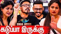 ஒரே நேரத்துல 2 குதிரை ஓட்டறாரு! : Arun & Aravind Twins Interview   Sakshi, Losliya   Bigg Boss 3