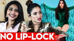 Dhanush தான் First சொன்னாரு | Tammana & Aishwarya Lekshmi about Rumors | Action, Vishal, Sundar C