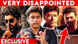 தப்பா Judge பண்ணாதீங்க | G Venkat Ram Interview Master | Thalapathy Vijay, Bigil, Mersal, Ravi Varma