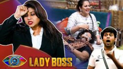 ??அட போ மா.. | Lady Boss About Bigg Boss 4 | Balaji Murugadoss, Vj Archana, Rio Raj | Episode 4