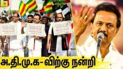 இது பேரணி அல்ல, போரணி | DMK Chief Stalin, P. Chidambaram, Vaiko Protest against NRC, CAA, CAB | ADMK