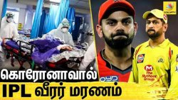 கொரோனாவால் கிரிக்கெட் வீரர் பரிதாமாக உயிரிழப்பு   Vivek Yadav   IPL 2021
